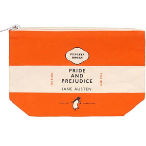 Pride And Prejudice Pencil Case or Pouch