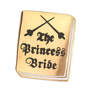 The Princess Bride Enamel Pin