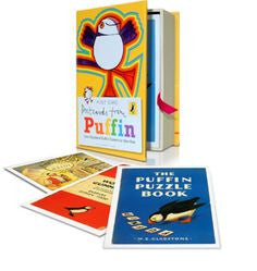 100 Postcards from Puffin