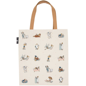 Read Like A Girl Tote Bag