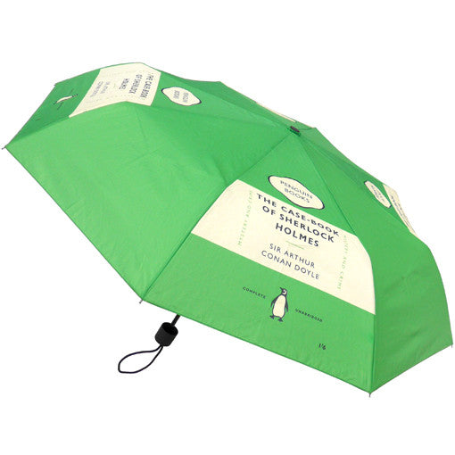 The Case-Book Of Sherlock Holmes Umbrella