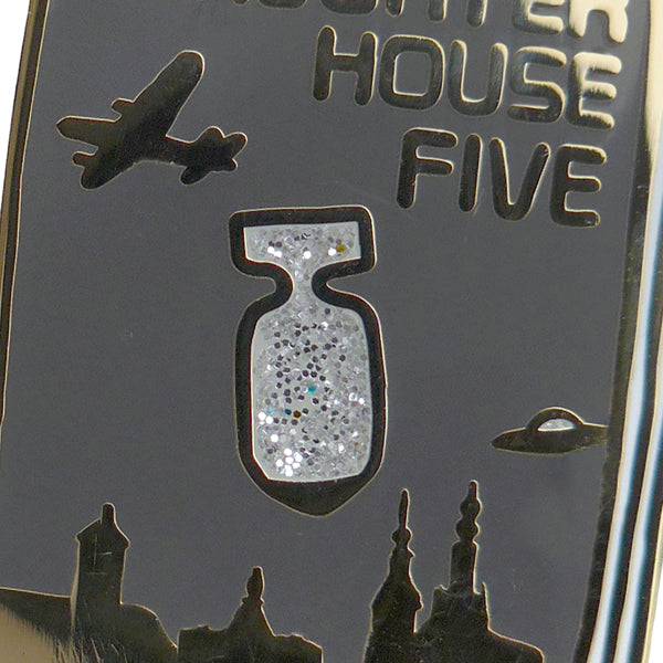 Slaughter House Five Enamel Pin