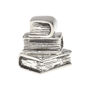 Stack of Books Lapel Pin