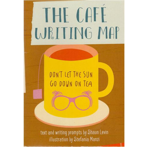 The Cafe Writing Map
