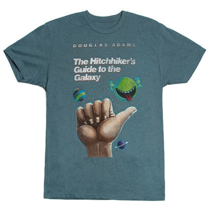 The Hitchhiker's Guide to the Galaxy - Douglas Adams - Unisex T-Shirt