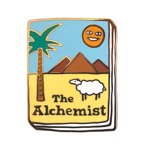 The Alchemist Enamel Pin