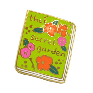 The Secret Garden Enamel Pin