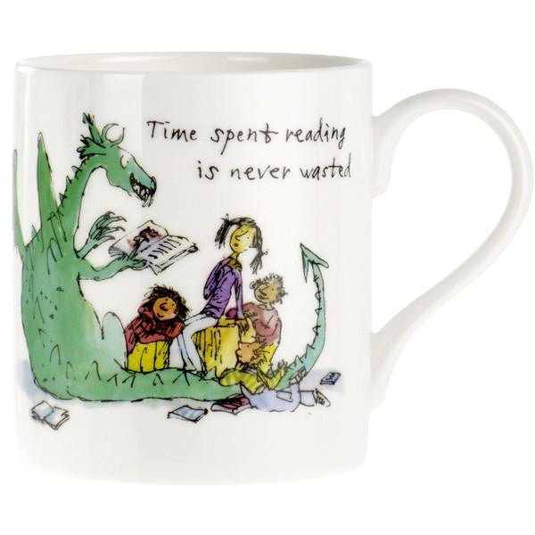 Time Spent Reading Is Never Wasted Mug
