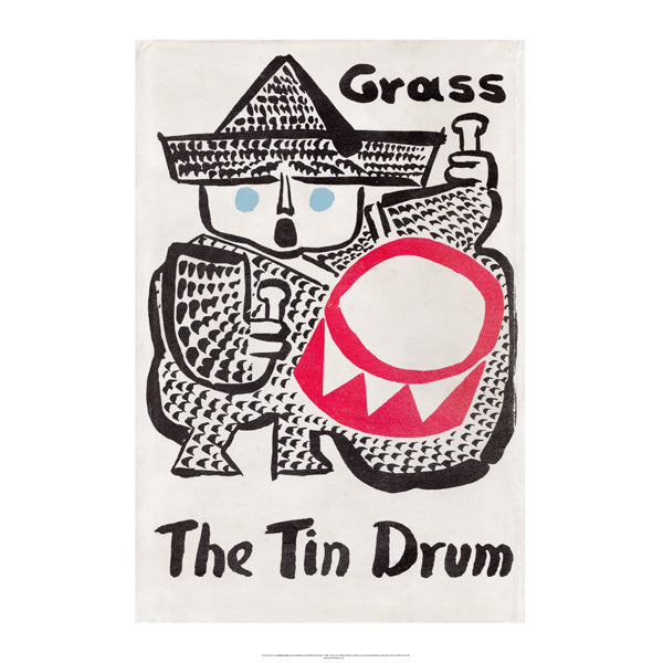 The Tin Drum Poster