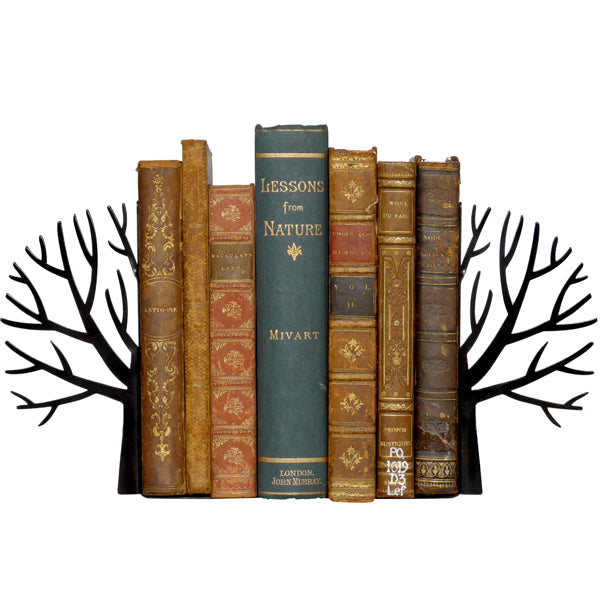 Tree Bookends The Literary Gift Company