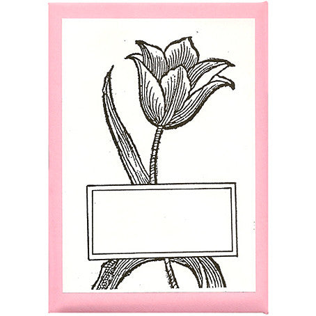 Tulip Bookplates