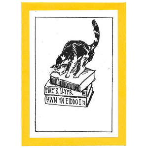 Welsh Cat Bookplates