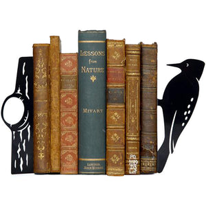 Woodpecker Bookends