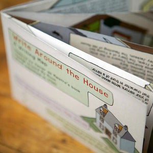 Write Around the House - A Writing Map