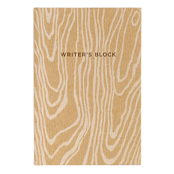 Writer's Block Notebook