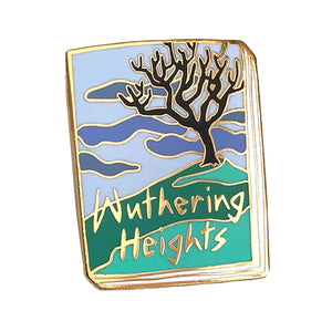 Wuthering Heights Enamel Pin