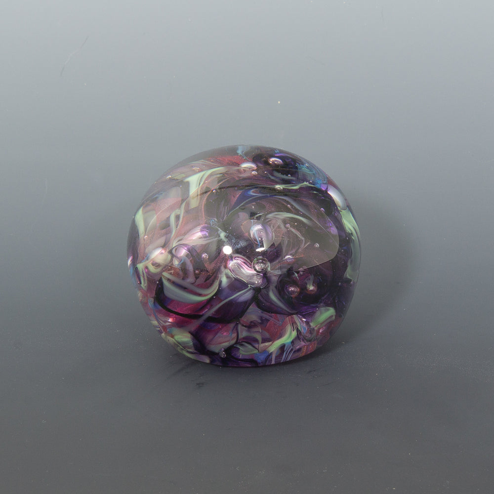 Lavender Rose Paperweight