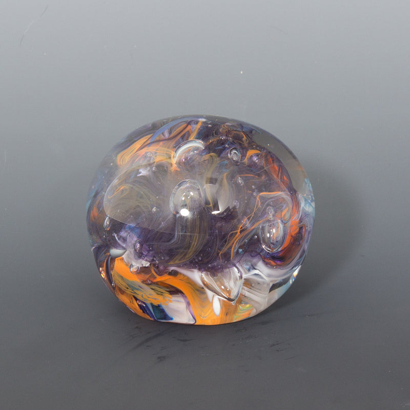 Hint of Blue Paperweight