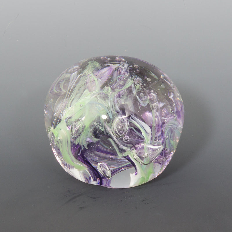 Sage & Lilac Paperweight