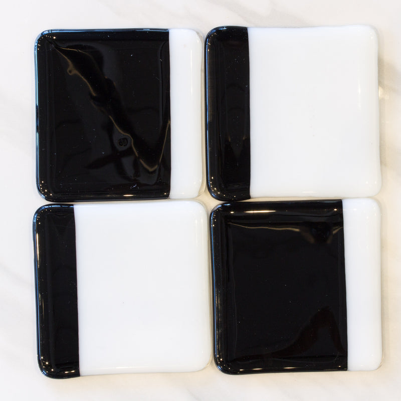 Monochrome Coasters