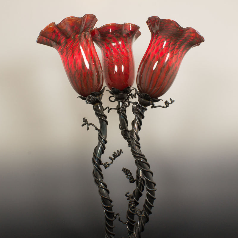 Triflower Lamp