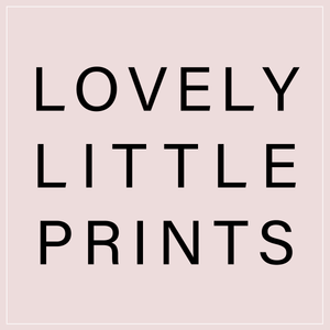 lovely little prints