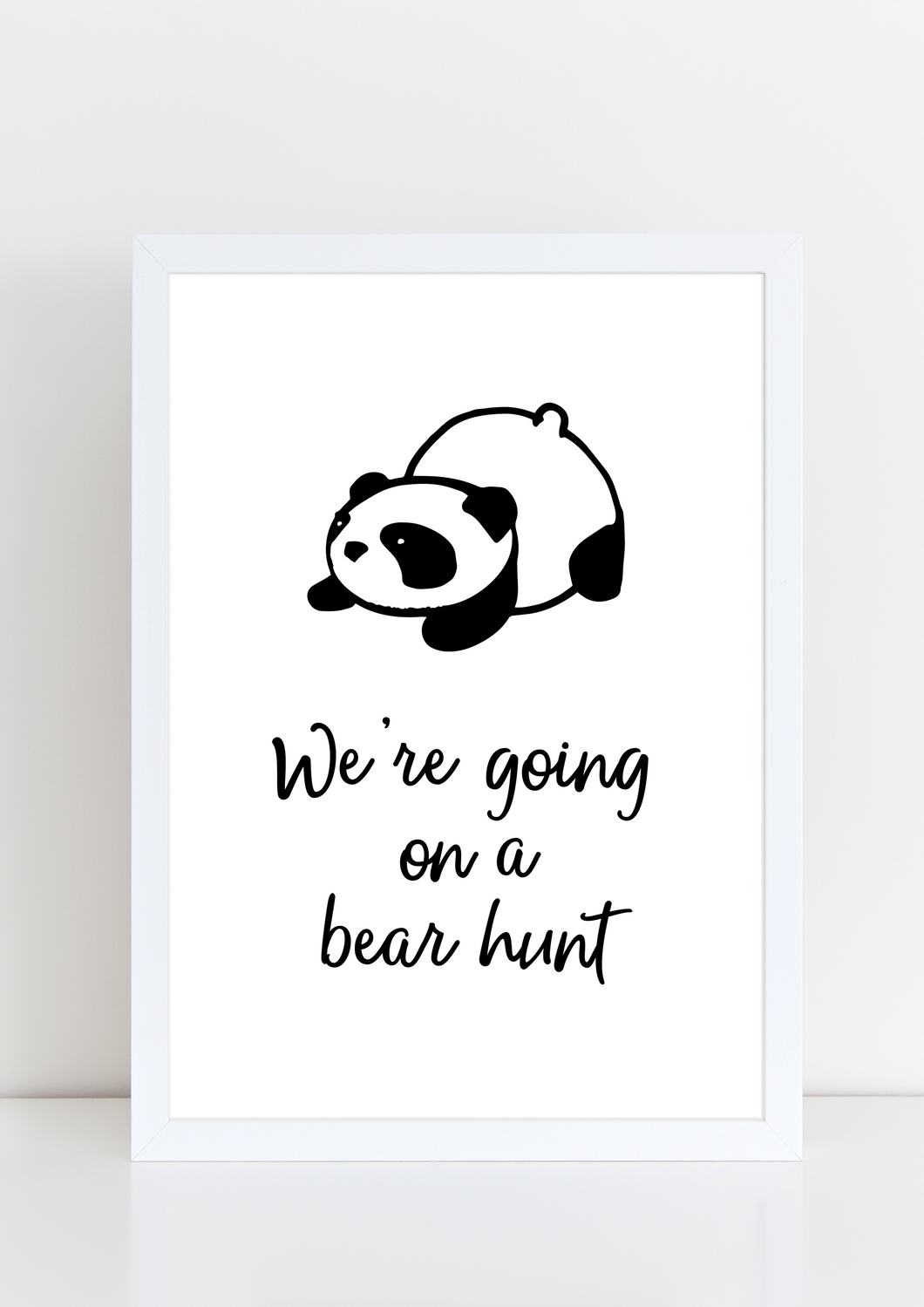 Cutie Pies - We're going on a bear hunt