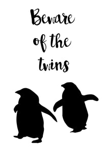 penguin prints