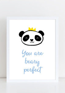 Cutie Pie - Beary perfect