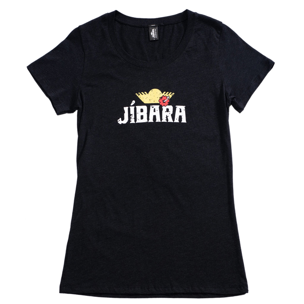 Jíbaro Heritage T-Shirt - Women (Black)