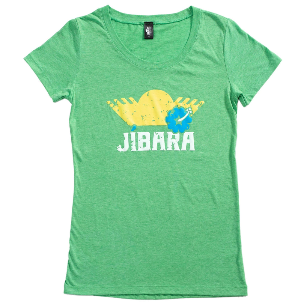 Jíbaro Heritage T-Shirt - Women (Green)