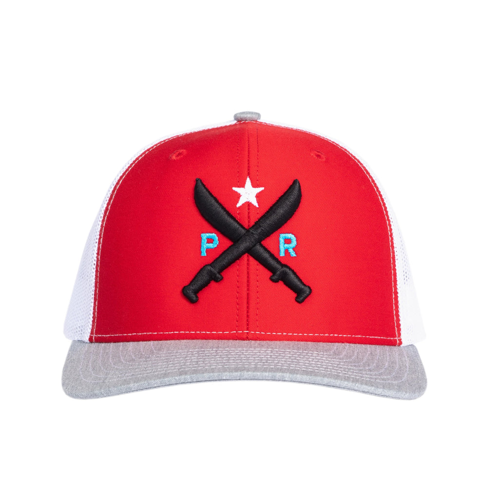Jíbaro Noble Hat - Red