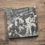 Sugar Cane Farmers - Marble Tile Coaster