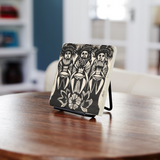 Three Kings - Marble Tile Coaster