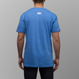 jibaro tee shirt pr male blue back