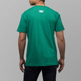 jibaro tee shirt pr male green back