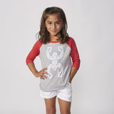 puerto rico unisex girl shirt red