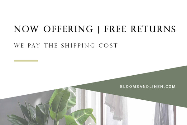 { Now Offering | Free Returns }