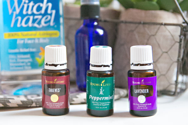 { Essential Oils | Bug Off Spray }