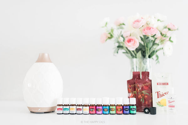 { Our Young Living Journey | Essential Oils }