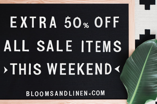 { 50% Off All Markdowns | This Weekend }