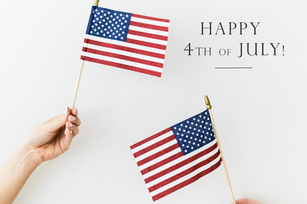 { Happy 4th of July | 25% Off Online }