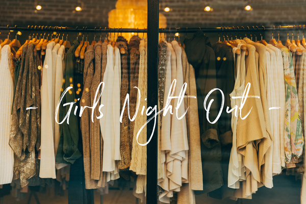 { Girls Night Out // Makers Event }