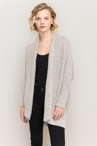 Cocoon Knit Cardigan