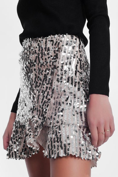 NYE Party Skirt