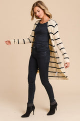 Easton Striped Cardigan