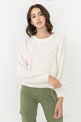 Vanilla Sweater