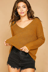 Simply Mustard Sweater