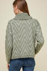 Sadie Cowl Neck Sweater