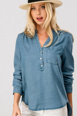 Sonny Chambray Shirt